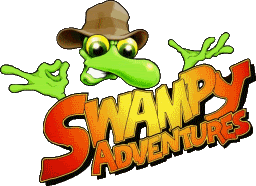 Swampy Adventures - Logo