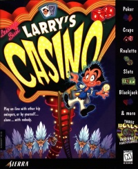 Leisure Suit Larry's Casino - Portada.jpg