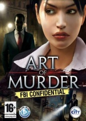 Art of Murder - FBI Confidential - Portada.jpg
