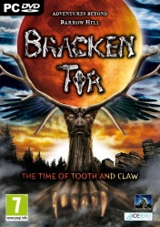 Bracken Tor - The Time of Tooth and Claw - Portada.jpg