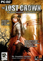 The Lost Crown - A Ghost-Hunting Adventure - Portada.jpg