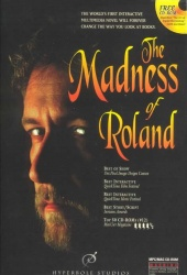 The Madness of Roland - Portada.jpg