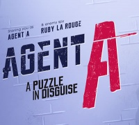 Agent A - A Puzzle in Disguise - Portada.jpg