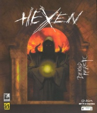 Hexen - Beyond Heretic - Portada.jpg
