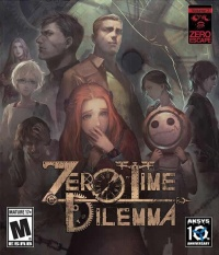 Zero Escape - Zero Time Dilemma - Portada.jpg