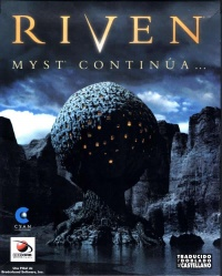 Riven - The Sequel to Myst - Portada.jpg