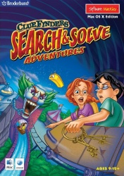 The ClueFinders Search and Solve Adventures - Portada.jpg