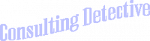 Sherlock Holmes - Consulting Detective Series - Logo.png