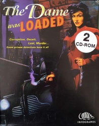 The Dame was Loaded - Portada.jpg