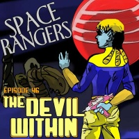 Space Rangers - Episode 46 - The Devil Within - Portada.jpg