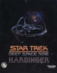 Star Trek - Deep Space Nine - Harbinger - Portada.jpg