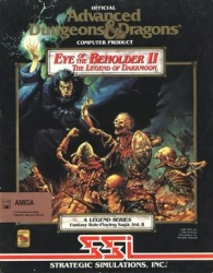 Eye of the Beholder II - The Legend of Darkmoon - Portada.jpg