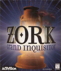 Zork - Grand Inquisitor - Portada.jpg