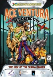 Ace Ventura - Pet Detective - The Case of the Serial Shaver - Portada.jpg