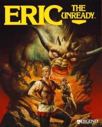 Eric the Unready - Portada.jpg