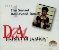 DA Pursuit of Justice - The Sunset Boulevard Deuce - Portada.jpg
