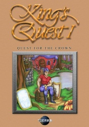 King's Quest I - Quest for the Crown (2001, Tierra Entertainment) - Portada.jpg