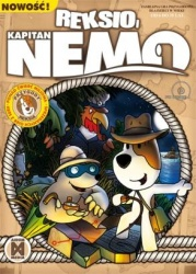 Reksio and Captain Nemo - Portada.jpg