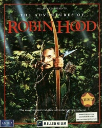 The Adventures of Robin Hood - Portada.jpg