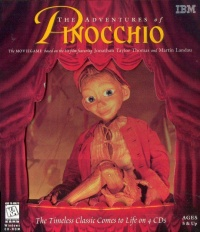 The Adventures of Pinocchio (1996, Powerhouse Entertainment) - Portada.jpg