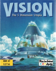 Vision - The 5 Dimension Utopia - Portada.jpg