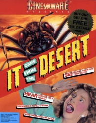 It Came from the Desert - Portada.jpg
