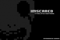 Imscared - A Pixelated Nightmare - Portada.png