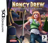 Nancy Drew - The Deadly Secret of Olde World Park - Portada.jpg