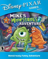 Mike's Monstrous Adventure - Portada.jpg