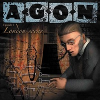 AGON - Episode 1 - London Scene - Portada.jpg