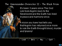 The Hamresanden Chronicles II - The Black Prism - 01.png