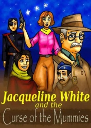 Jacqueline White - Curse of the Mummies - Portada.jpg