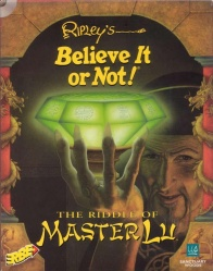 Ripley's Believe It or Not - The Riddle of Master Lu - Portada.jpg