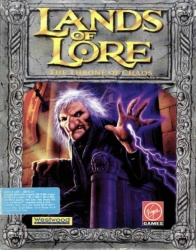 Lands of Lore - The Throne of Chaos - Portada.jpg