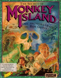 The Secret of Monkey Island - Portada.jpg