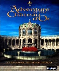 Adventure at the Chateau d'Or - Portada.jpg