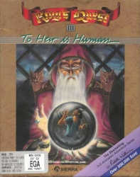 King's Quest III - To Heir is Human - Portada.jpg