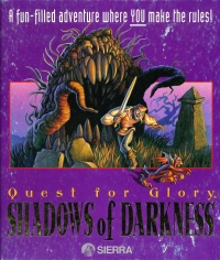 Quest for Glory - Shadows of Darkness - Portada.jpg