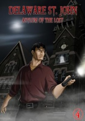 Delaware St. John - Volume 4 - Asylum of the Lost - Portada.jpg