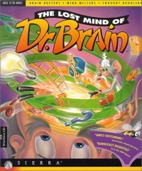 The Lost Mind of Dr. Brain - Portada.jpg