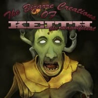 The Bizarre Creations of Keith the Magnificent - Portada.jpg